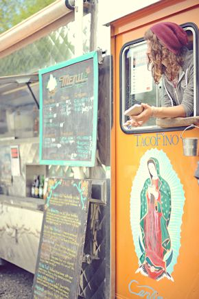 wedding food trucks Elopement on Vancouver Island, BC
