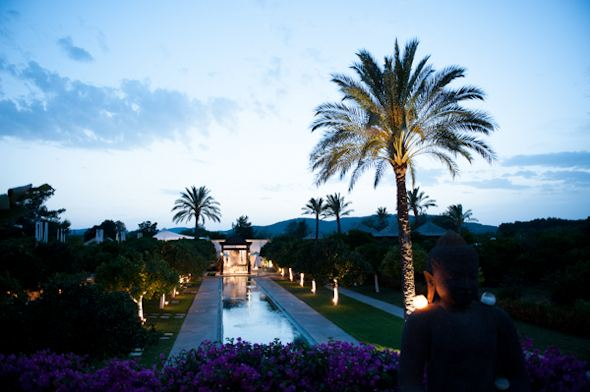 Ibiza wedding location