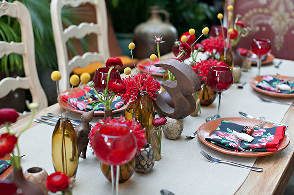 cabo destination weddings Mexico Destination Wedding Table Ideas