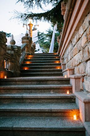 candlelit weddings Destination Wedding in Imperia, Italy