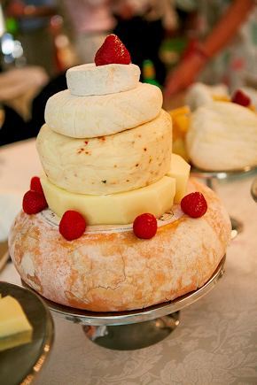 european wedding cakes