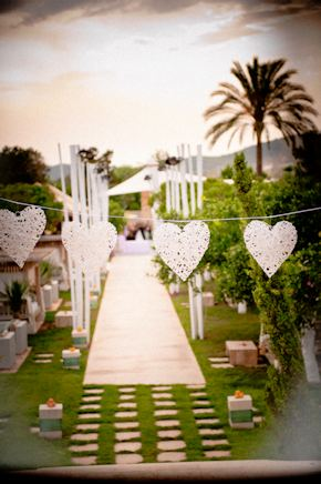 heart weddings