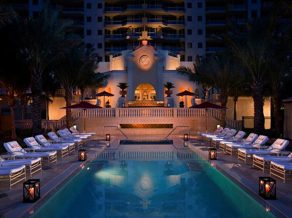 luxury resort miami Acqualina Resort and Spa