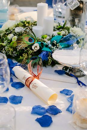 peacock weddings Destination Wedding in Imperia, Italy