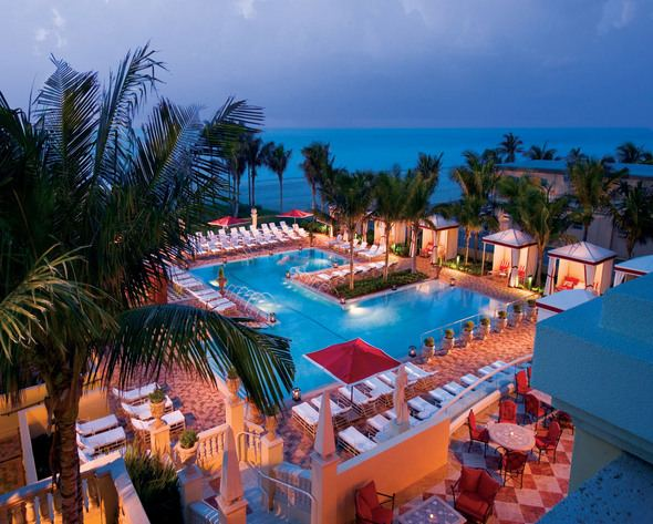 south florida luxury resorts Acqualina Resort and Spa