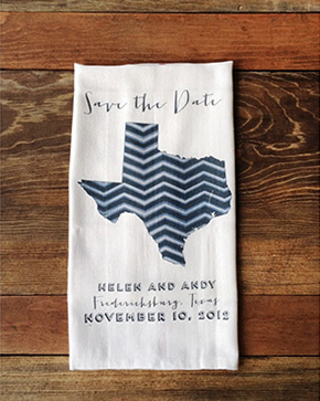texas save the date