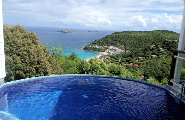 villa rental st barths St. Barths Honeymoon