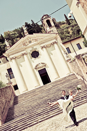 Marostica, Italy wedding location
