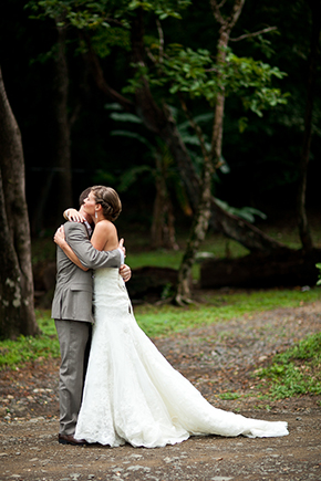 costa rica wedding photographers Costa Rica Destination Wedding by A Brit and A Blonde
