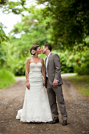 costa rica wedding Costa Rica Destination Wedding by A Brit and A Blonde