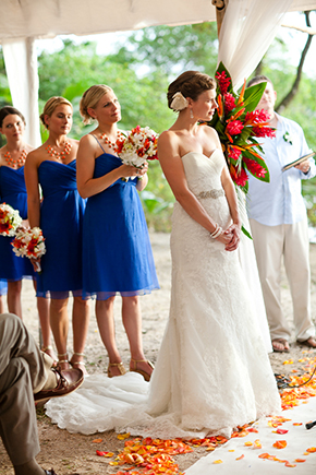 costa rica weddings Costa Rica Destination Wedding by A Brit and A Blonde