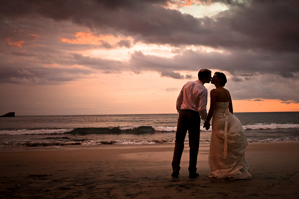 destination wedding in costa rica Costa Rica Destination Wedding by A Brit and A Blonde