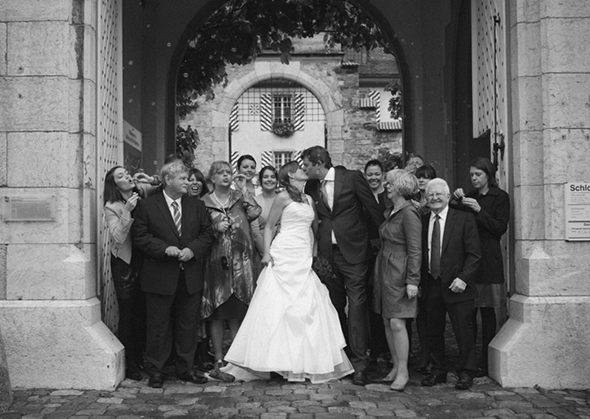 destination wedding in europe A Sweet Elopement at a Castle in Switzerland