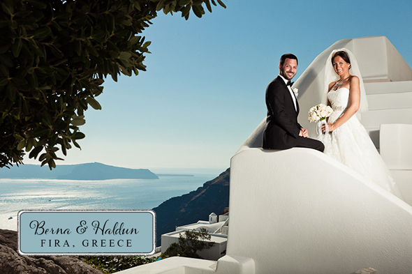 destination wedding in greece Swanky Destination Wedding in Greece