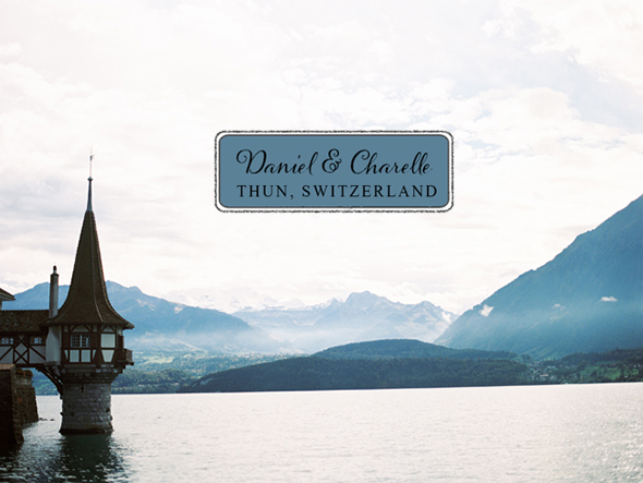 destination wedding in switzerland A Sweet Elopement at a Castle in Switzerland