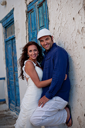 destination wedding photographers greece Traditional Destination Wedding in Greece