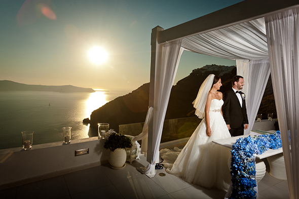 destination weddings in greece Swanky Destination Wedding in Greece