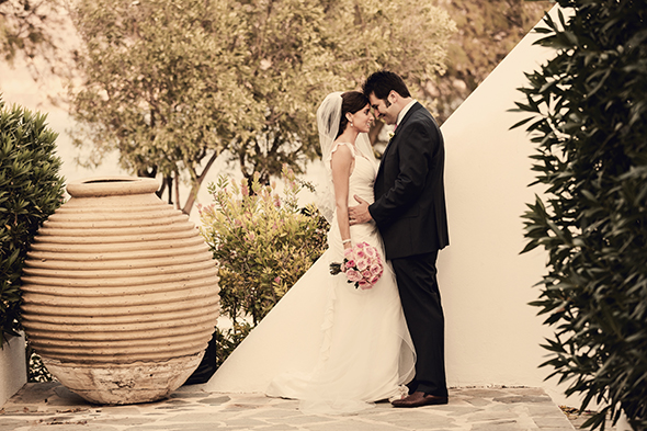 greek destination wedding1 Traditional Destination Wedding in Greece