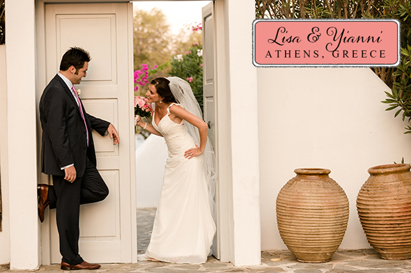 greek destination weddings1 Traditional Destination Wedding in Greece