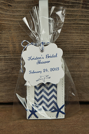 Luggage Tag Destination Wedding Favors The Destination