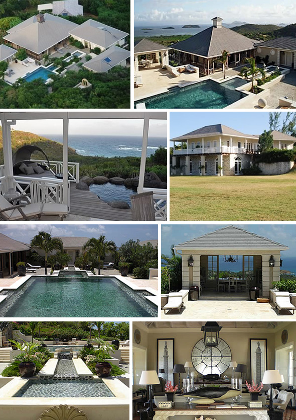 mustique villa rental Mustique Honeymoon Villa Where the Royals Stay