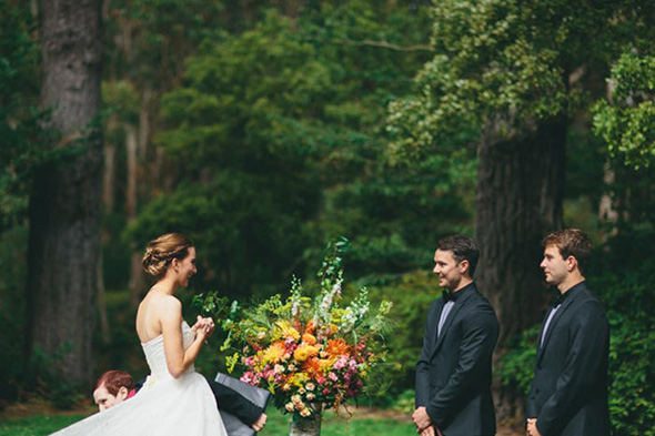 Golden Gate Park Weddings Sf