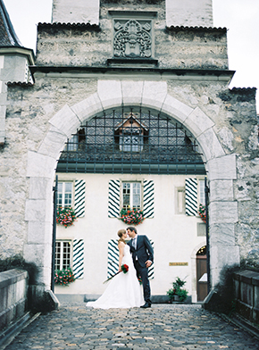 switzerland elopements A Sweet Elopement at a Castle in Switzerland