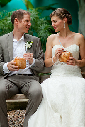 tropical destination wedding Costa Rica Destination Wedding by A Brit and A Blonde