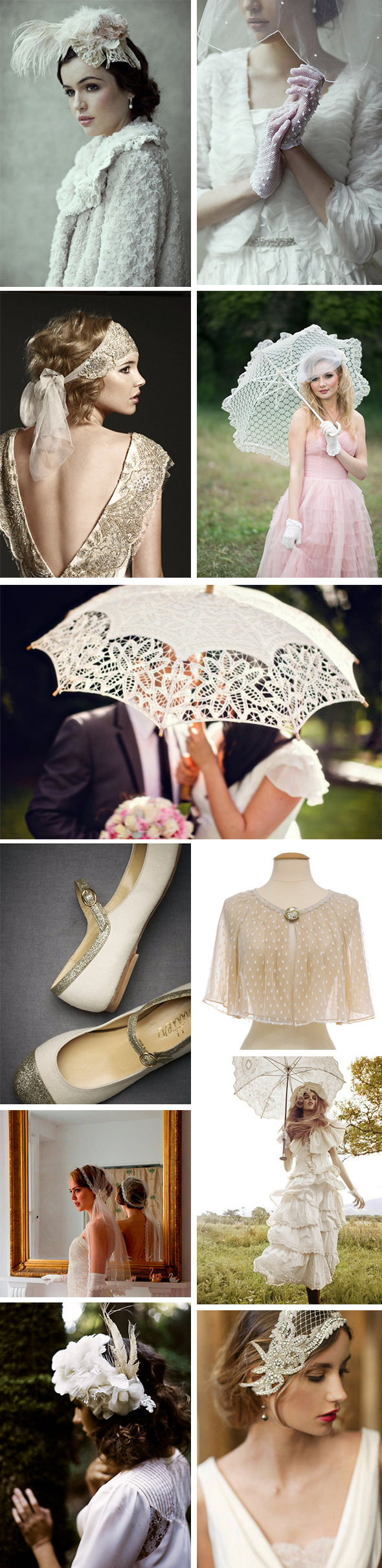 vintage+wedding+accessories