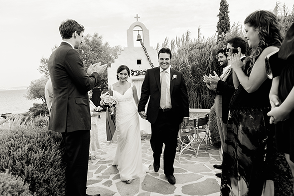 wedding ceremonies in greece Traditional Destination Wedding in Greece