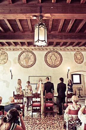 wedding locations italy A Vintage Inspired Destination Wedding in Italy