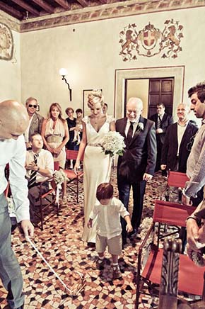 wedding venues italy A Vintage Inspired Destination Wedding in Italy