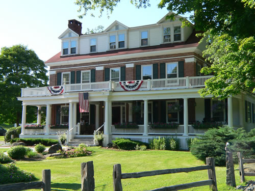 Kedron Valley Inn  Best Wedding Venues in Vermont