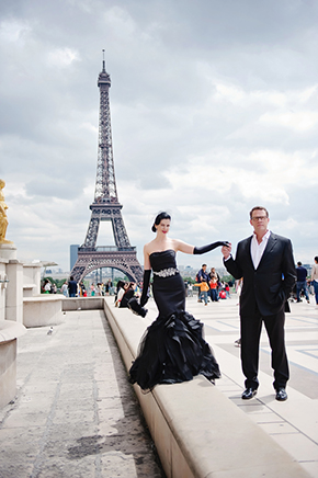 Paris Elopements Paris Wedding Vow Renewal