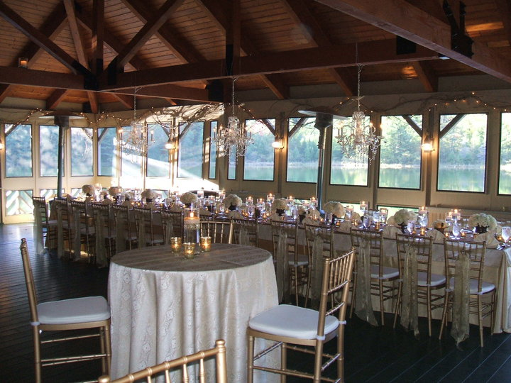 Pond PavilionFull Top 10 Vermont Wedding Venues