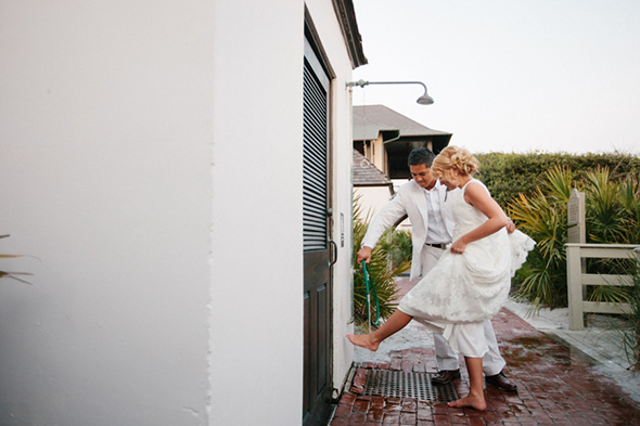 Rosemary Beach wedding location A Modern Rosemary Beach, Florida Destination Wedding