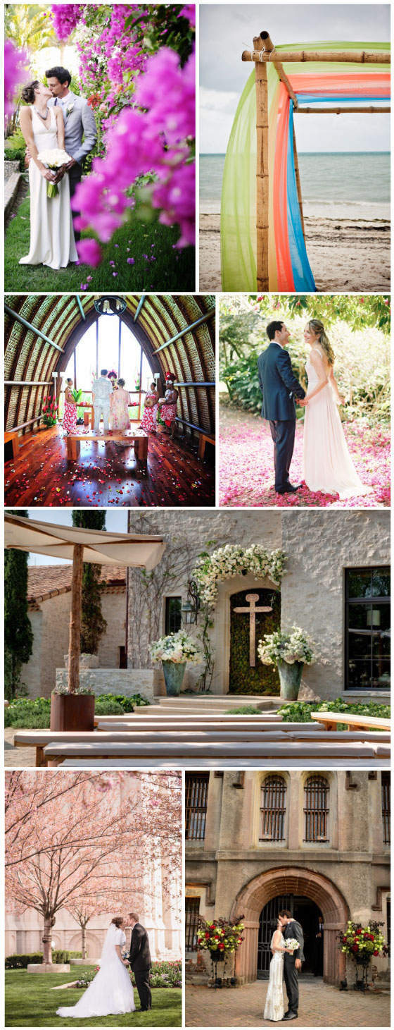 Spring Destination Weddings Spring Destination Wedding Inspiration