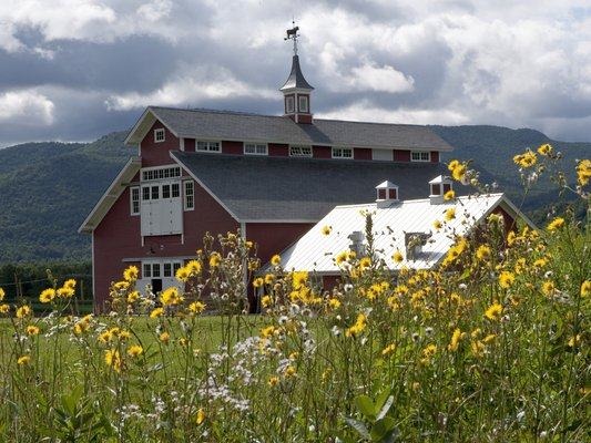 West Monitor Barn Top 10 Vermont Wedding Venues