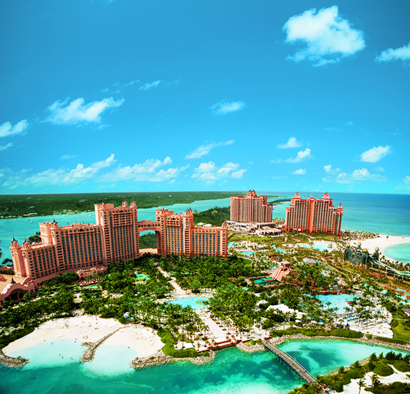 atlantis bahamas weddings Win a 3 Night Stay at The Cove Atlantis in the Bahamas!