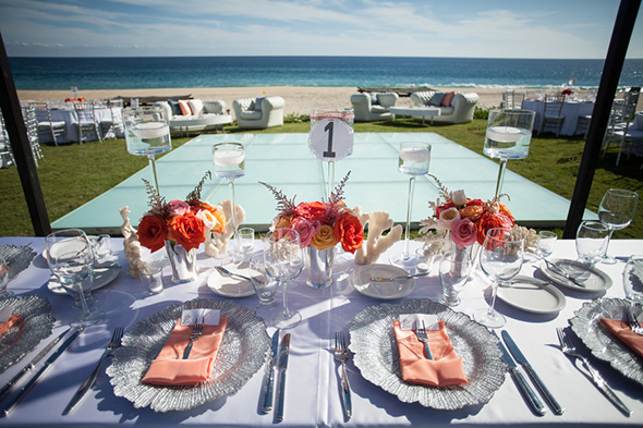 beach weddings1 A Colorful Destination Wedding in Los Cabos, Mexico