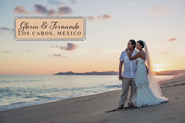 cabo destination wedding A Colorful Destination Wedding in Los Cabos, Mexico