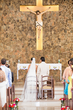 church weddings in mexico A Colorful Destination Wedding in Los Cabos, Mexico