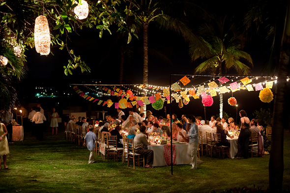 A Colorful Destination Wedding In Sayulita Mexico The
