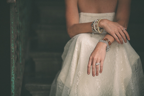 destination wedding jewelry A Swiss Elopement