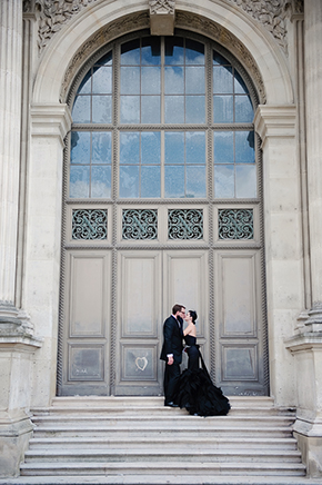 destination wedding paris Paris Wedding Vow Renewal