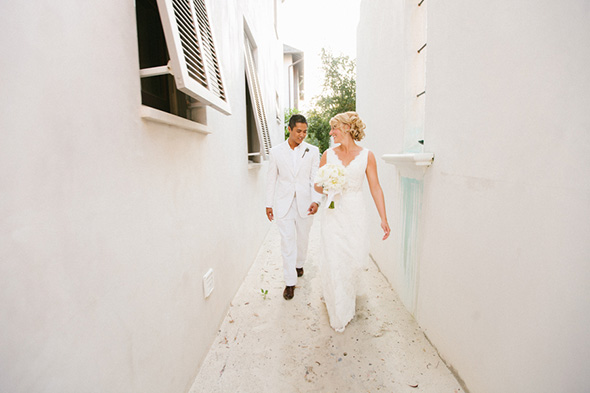 florida wedding venue A Modern Rosemary Beach, Florida Destination Wedding