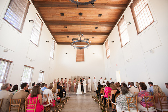 florida wedding venues A Modern Rosemary Beach, Florida Destination Wedding