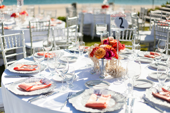 fuschia weddings A Colorful Destination Wedding in Los Cabos, Mexico