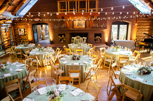 lodge wedding nashville A Rustic Destination Wedding in Nashville, TN
