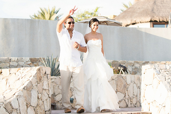 mexico destination weddings1 A Colorful Destination Wedding in Los Cabos, Mexico